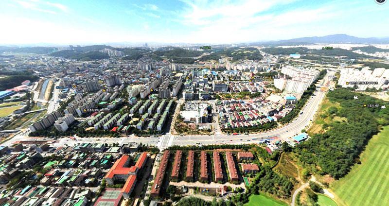 기흥ICT밸리 서쪽