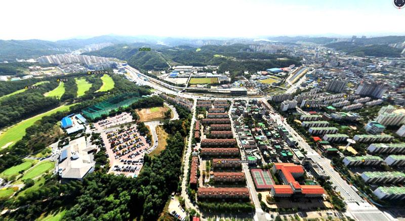 기흥ICT밸리 남쪽