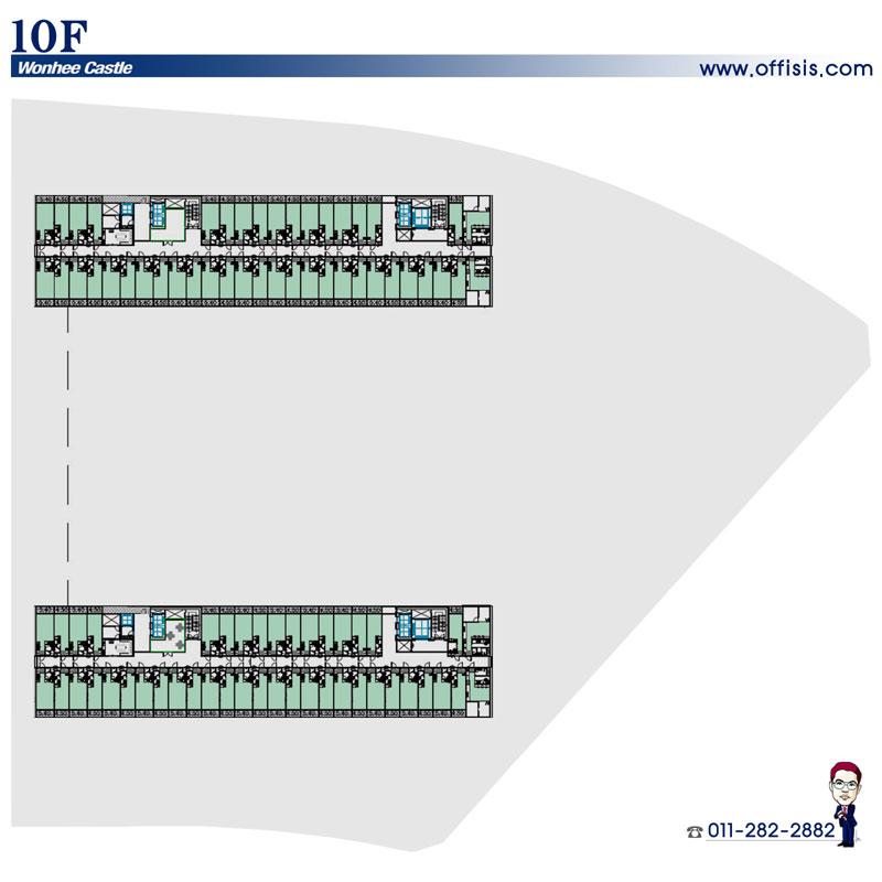 동탄원희캐슬 10층